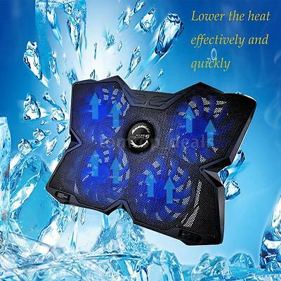 """USB Powered PC Cooler Cooling Pad Radiator for 17"""" inch Laptop Gaming Daily Use"""