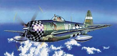Academy Model Kit - P-47D Thunderbolt Eileen- 1:72 Scale - 12474 - New