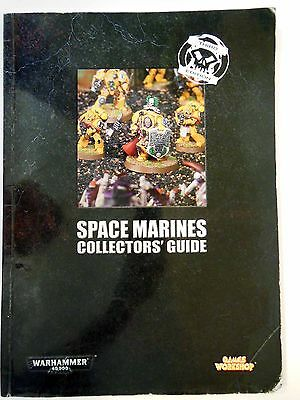 Games Workshop Warhammer 40K Collectors Guide - Space Marines 3rd Edition
