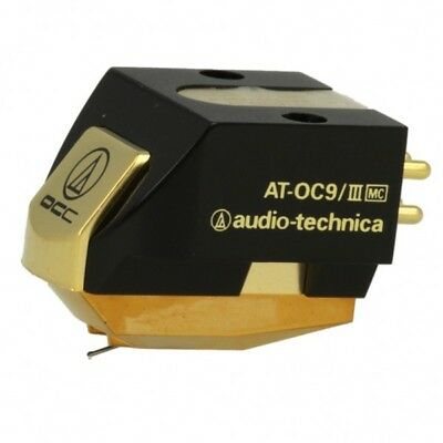 Audio Technica AT OC 9 III Moving Coil Low Output Cartridge