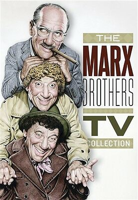 THE MARX BROTHERS TV COLLECTION New Sealed 3 DVD Set