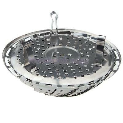 Collapsible Food Steam Steamer Cooker Cooking Basket