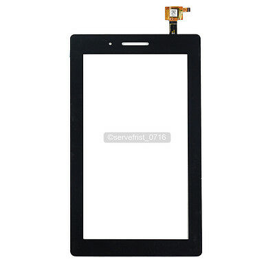 """New Touch Digitizer Screen Replacement for Black 7"""" Lenovo Tab 3 Essential 710F"""