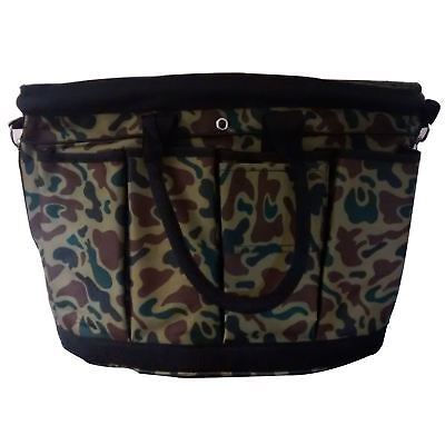 Camouflage Belstane Large Organiser Bag Equestrian Gardening Tools Army