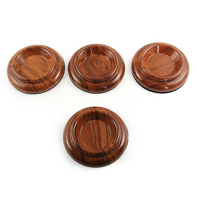4PCS Upright Piano Caster Cups