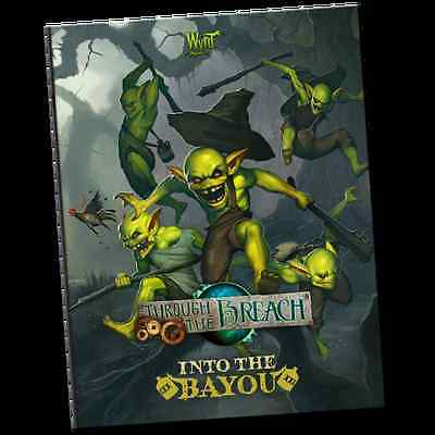 Wyrd Games Malifaux Through the Breach Into The Bayou Role Playing Expansion