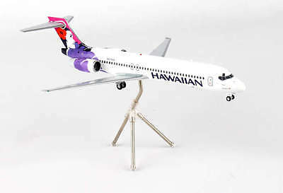 Gemini G2HAL537 Hawaiian Airlines Boeing 717-200 N475HA Diecast 1/200 Jet Model