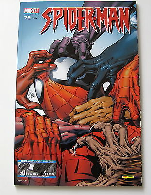 SPIDER-MAN - N°75 (serie 2) COLLECTOR EDITION - MARVEL