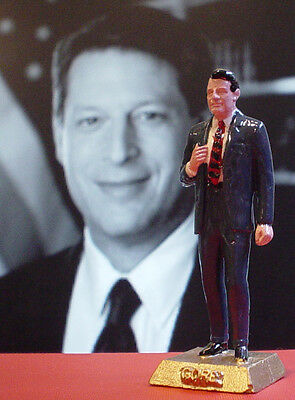 Al Gore Figurine - Add To Your Marx Collection