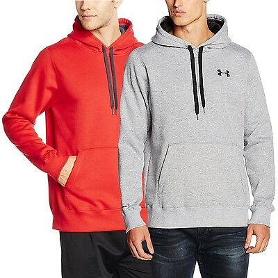 Under Armour Herren-Fleece-Hoodie UA Storm Rival Kapuzenpullover