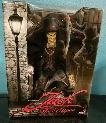 Jack the Ripper Mezco Action Figure 2004 New Sealed