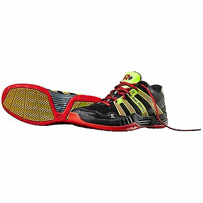 Salming Race R9 Mid 3.0 Mens Badminton Squash Indoor Court Shoes / Trainers