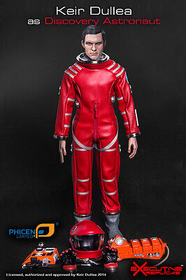 2001: A Space Odyssey Dr Dave Bowman 1:6 Scale Action Figure