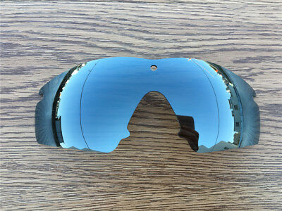 Inew Black Iridium polarized Replacement Lenses for Oakley M Frame 2.0