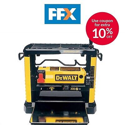 DeWalt DEW733 240V Portable Thicknesser 1800W
