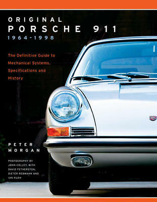 1964-1998 Original Porsche 911 Restoration and Buyer's Guide Specifications book