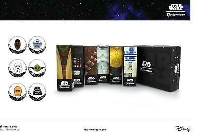 60% OFF TaylorMade Star Wars Golf Balls Soft Burner 12 / Dozen Balls