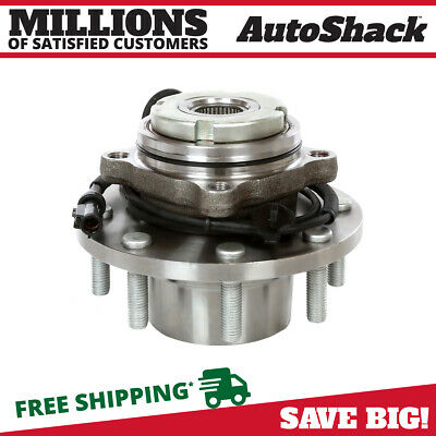 Front Wheel Hub Bearing Assembly Fits 99-04 Ford F-250 Super Duty w/ABS HB615059