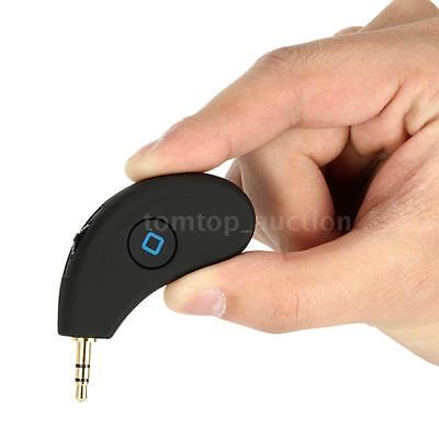 Car Audio Receiver Hands-Free Bluetooth Wireless Control 3.5mm Output new Q6U2