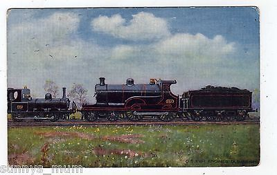 Ireland, Dublin, G.s. & W.r. Railway Engines, Great Southern & Western Official