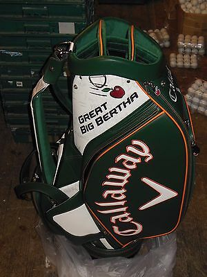 Callaway Danny Willet Masters Tournament 2016 Tour Staff Bag