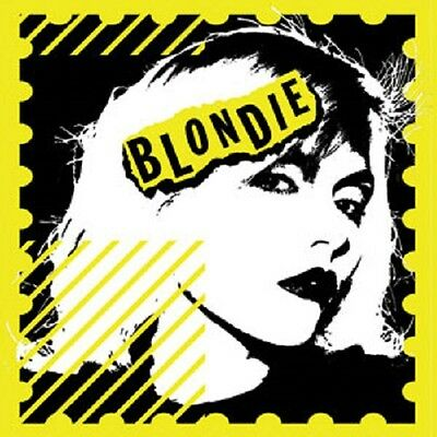 Blondie Photo Quality Magnet: Postage