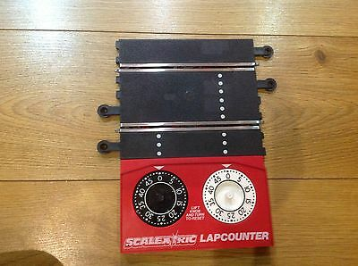 Scalextric Classic Track C272 Manual Lap Counter Mint Cond Refurbished Test