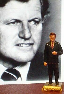 Ted Kennedy Figurine - Add To Your Marx Collection