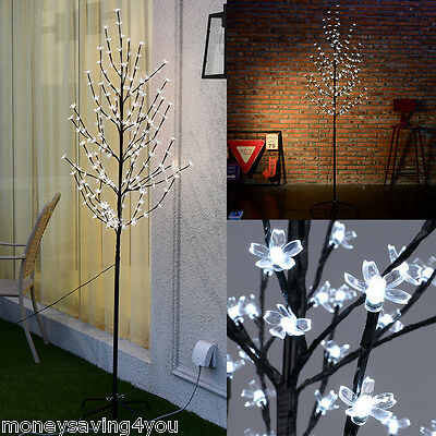 5ft (1.5m) 180 LED Xmas Home Party Cherry Blossom Tree Lights Indoor/Outdoor