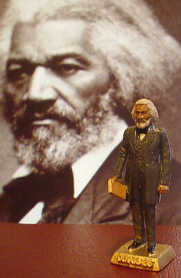 Frederick Douglass Figurine - Add To Your Marx Collection