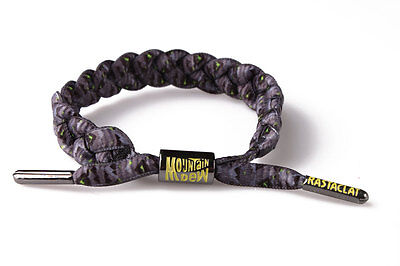 Rastaclat Mountain Dew Mountains Braided Shoelace Bracelet RC001MD4