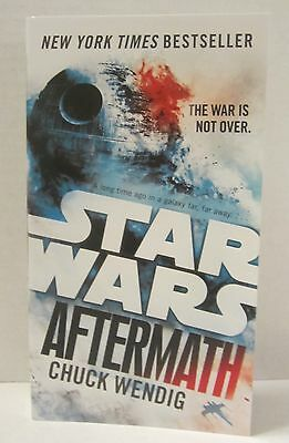 SDCC 2016 STAR WARS: Aftermath By Chuck Wendig - NEW
