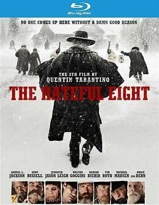 The Hateful Eight (Blu-ray ONLY, 2016)