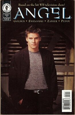 Angel #12 - VF - Photo Cover