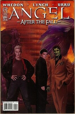 Angel: After The Fall #6 - VF+ - Wrigley Cover