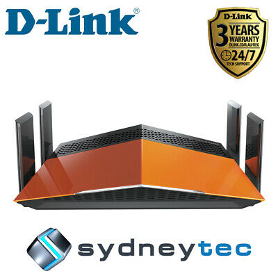 New D-Link DIR-879  AC1900 EXO Wi-Fi Router