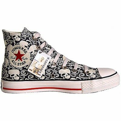 CONVERSE ALL STAR CHUCKS SCHUHE EU 395 65 BLACK BIRDS LIMITED EDITION FEATHER