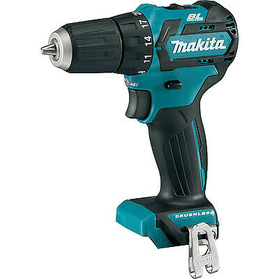 """Matika Compact Brushless Motor 0.38"""" Cordless Driver Drill, Tool Only   FD07Z"""