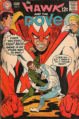 Hawk and the Dove #2
