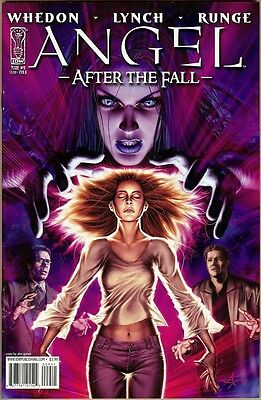 Angel: After The Fall #9 - VF - Garner Cover