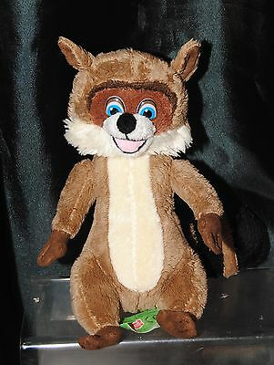 Over The Hedge 9 Inch RJ Soft / Plush Toy By Gosh