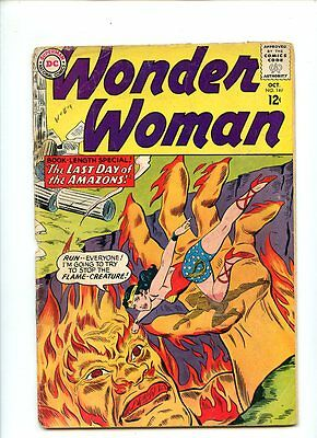 Wonder Woman #149 (1964) Gd+