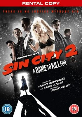 Sin City 2 - A Dame To Kill For (RENTAL), 5055761903553