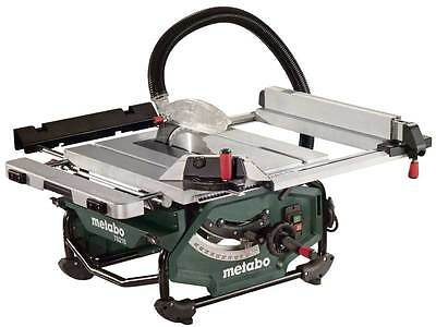 Metabo TS 216 Floor 240v Floor Table Saw 216mm