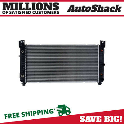 New Radiator Fits 99-14 GMC Chevy Truck SUV 1500 2500HD 3500 4.8L 5.3L 6.0L 6.2L