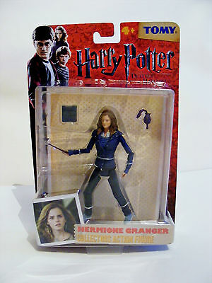 Harry Potter NEW TOMY Hermione Granger Deathly Hallows NEW in Box