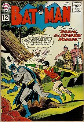 Batman #150 - VF-