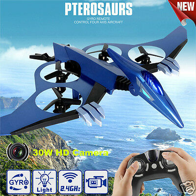 2.4G 4CH 6 Axis Gyro RC Quadcopter Remote Control Camera Air Helicopter Aircraft