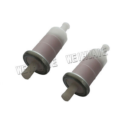 "In Line Fuel Filter 1/4"" Honda VF700 GL1100 GL1200A VF1100 Honda # 16900-371-004"