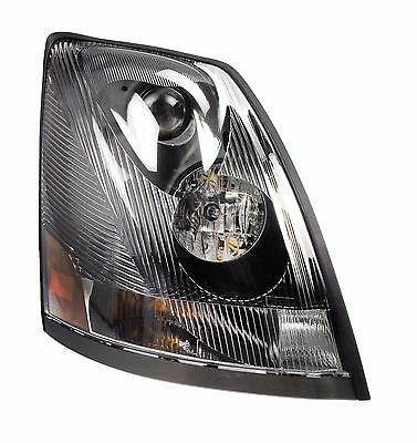 For Volvo VNM VNL VN 04-15 Right Heavy Duty Headlight Assembly Dorman 888-5505
